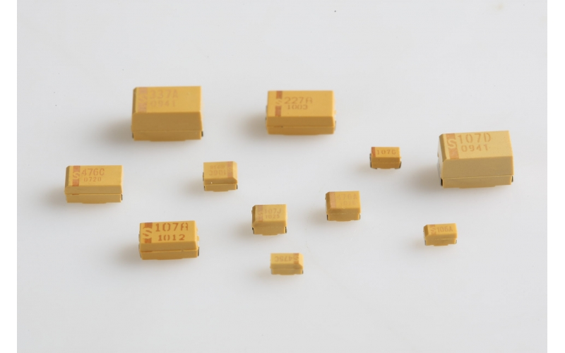 Tantalum capacitors 470uF/10VE